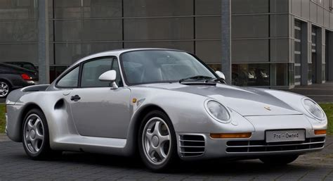 80s porsche 959 porsche 911 sixth generation 1984 to 1989