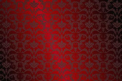 red pattern background hd red dark vintage pattern gradient vector texture