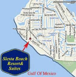 map of sarasota florida beaches siesta map