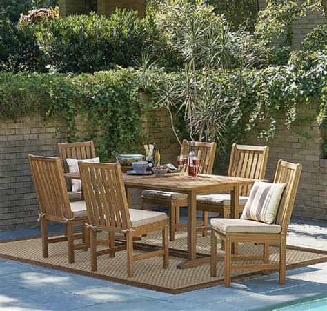 Grand Resort Patio Furniture Grand Resort Patio Furniture Review 7 Wood Dining Set