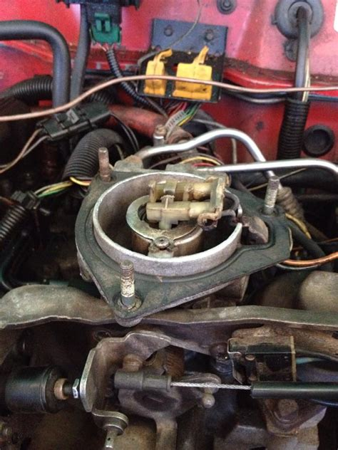 engine tbi nuts jeep cherokee forum