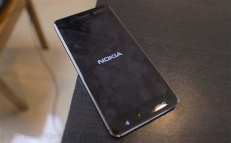 nokia androids честный обзор смартфона nokia 6 на базе android nougat