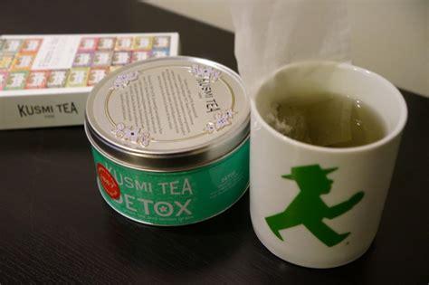 Kusmi Tea Detox Avis by Test Avis Sur Le Th 233 Detox Kusmi Tea Soyons