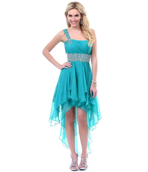 light teal bridesmaid dresses teal high low dress dressed up