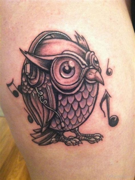 pictures of owl tattoos owl tattoos designs pictures page 2