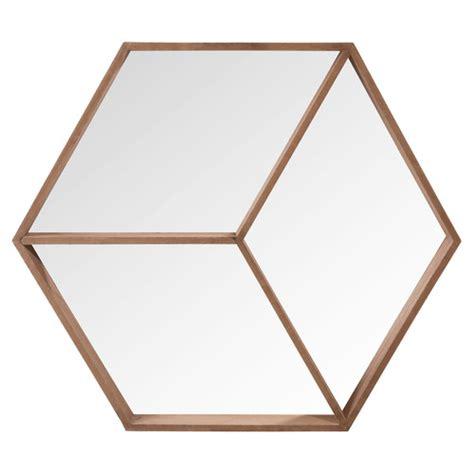 Miroir Decoratif 561 by Revger Miroir Adhesif Hexagonal Id 233 E Inspirante