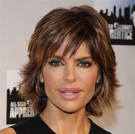 Longer Shag Hair Cuts In Pictures For Older Women | the short shag haircut is one of the best hairstyles for