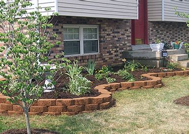 Edging For Flower Beds by 64 Flower Bed Edging Ideas