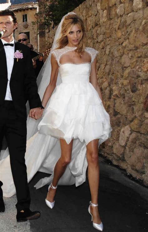 1000 ideas about mini wedding dresses on pinterest cowl