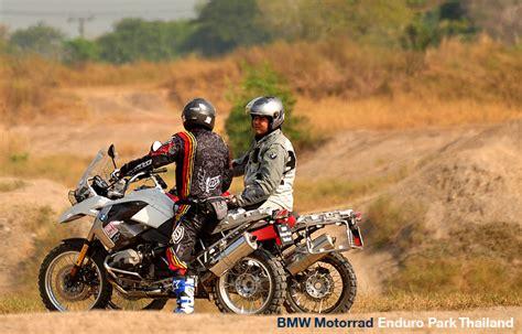 Bmw Motorrad Enduro Park Thailand by Course ตรวจสอบความพร อม Bmw Motorrad Enduro Park