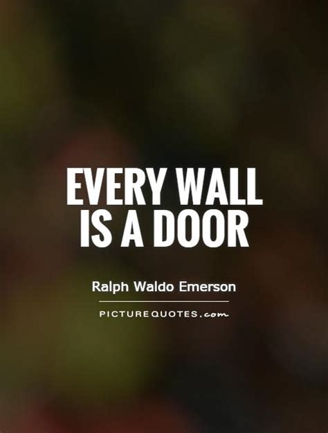 Doors Quotes by Door Quotes And Sayings Quotesgram