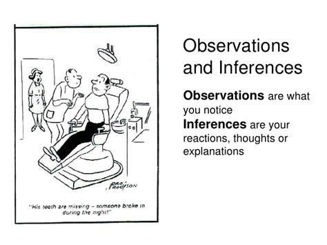Observations Vs Inferences Worksheet by Printables Observations And Inferences Worksheet