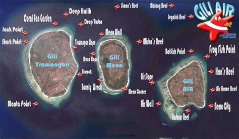 gili trawangan dive diving in gili trawangan gerbang wisata tour adventure