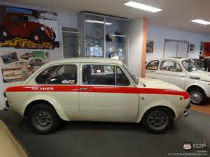 Fiat 850 Abarth Abarth Fiat 850 Bialbero Coupe 1963 63