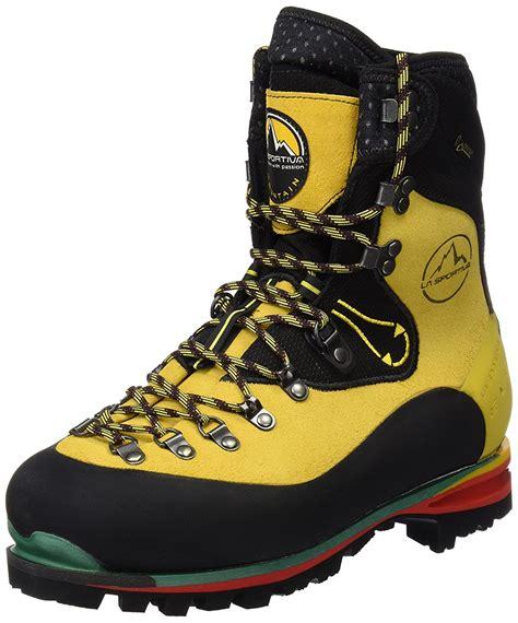 la sportiva climbing shoes sale la sportiva nepal evo gtx shoes yellow black size 45
