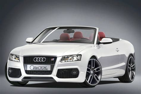 Audi A5 Top Speed by Audi A5 Convertible By Caractere News Gallery Top Speed