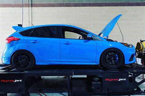 Tuned Focus Rs by Tuned Focus Rs Puts 600 Horsepower To The Wheels