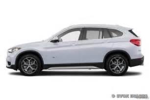 Bmw Suv X1 2017 Bmw X1 Suv Pricing For Sale Edmunds