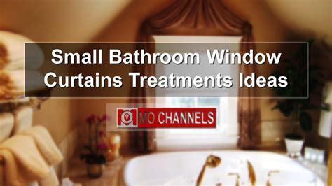 Small Bathroom Window Ideas by Small Bathroom Window Curtains Treatments Ideas