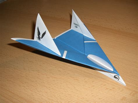 How To Make Jet Paper Airplanes - the eagle jet paper airplane quot you cannot hide quot