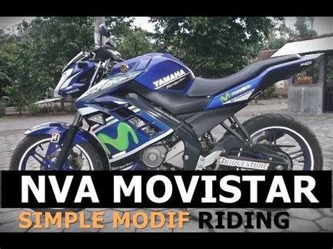 Single Seater Nvl Dan Nva Movistar new vixion movistar dan honda cs1 modif cb 100 doovi