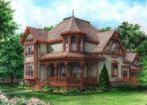 Home Blueprints For Sale by Victorian Home Plans For Sale