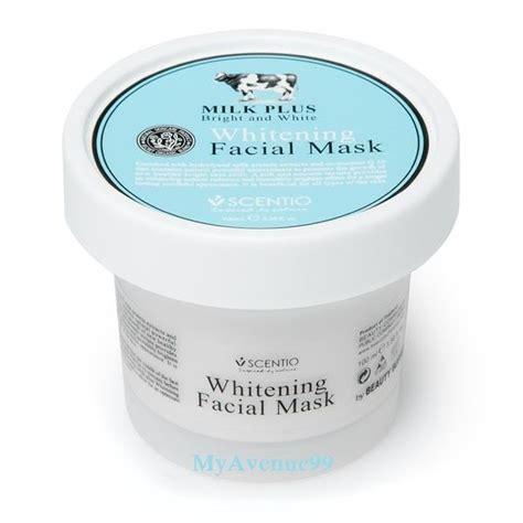 Milk Plus Whitening buffet scentio milk plus whitening q10 mask