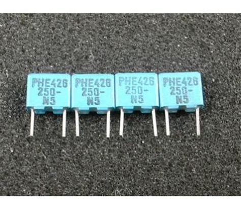 capacitor 10nf 250v rifa phe426 10nf 250v mkp capacitor rifa capacitor analog metric diy audio kit developer