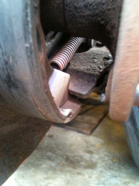 parking brake adjustment volvo forums