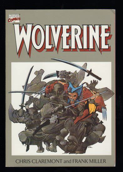 Wolverine Graphic 5 marvel comics wolverine graphic novels
