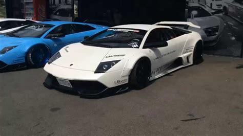 Liberty Walk:LB Performance Lamborghini Murcielago   YouTube