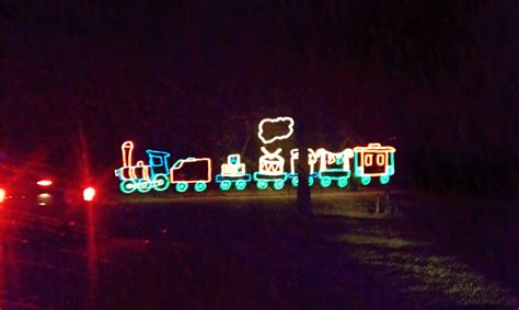 nice night of lights williams christmas lights