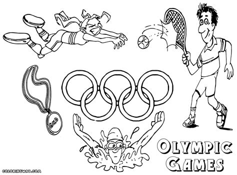 coloring pages olympic games image gallery olympic games coloring pages