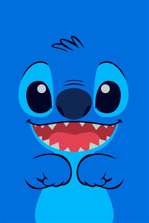 wallpaper for iphone stitch stitch iphone background by nao chan 91 on deviantart
