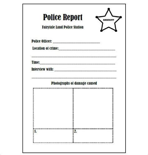 20 free investigation report templates word pdf format