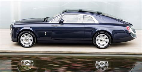 sweptail rolls royce rolls royce sweptail one man s dream comes true