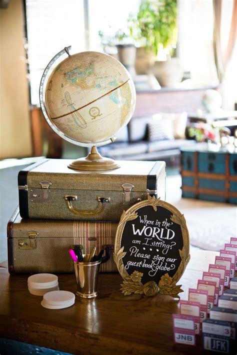 13 awesome travel themed wedding ideas weddingsonline ae