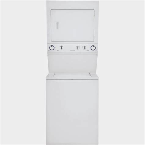 stackable washer and dryers frigidaire stackable washer dryer