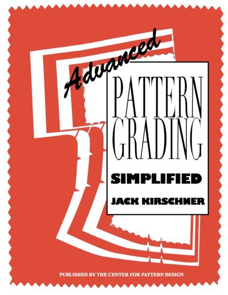 garment pattern grading books 25 best images about pattern grading on pinterest sewing