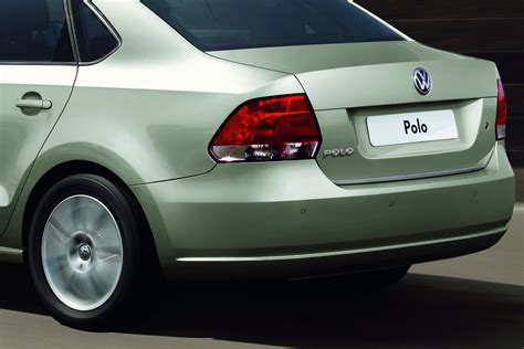 volkswagen polo sedan volkswagen polo sedan 2011