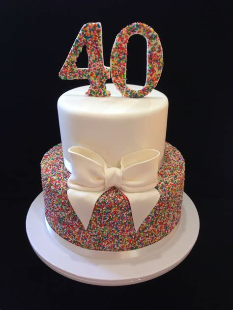 40th Birthday Cakes by 17 Best Ideas About 40th Birthday Cakes On 40