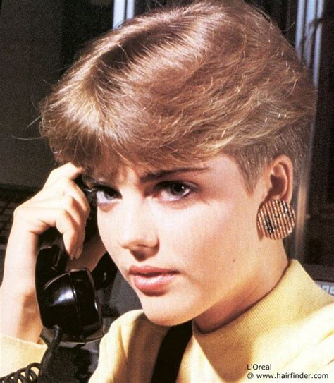 1990s short wedge haircut 80 best genuine 80s haircuts images on pinterest