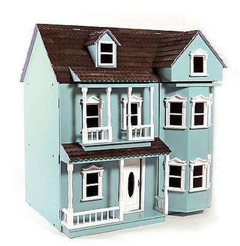 victorian wooden dolls house victorian wooden dolls house ebay