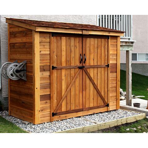 outdoor living today spacesaver  ft    ft  garden