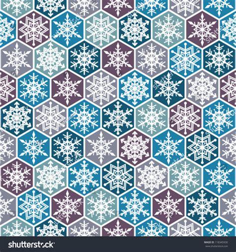 snowflake geometric pattern seamless snowflakes background geometric pattern winter