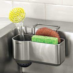 Tidy Soap Dispenser Sponge Holder kitchen sponge holder the brighton cleaning company