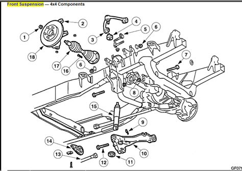 2002 ford f150 rear suspension diagram autos weblog