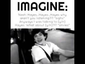 Hayes grier imagine x youtube