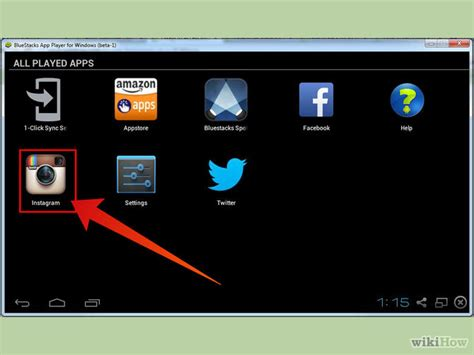 bluestacks cannot install instagram 5 ways to access instagram on a pc wikihow