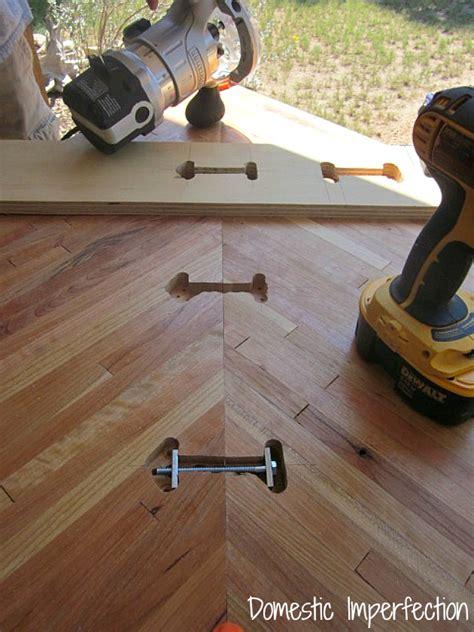 Installing Butcher Block Countertops by Installing Butcher Block Countertops Domestic Imperfection